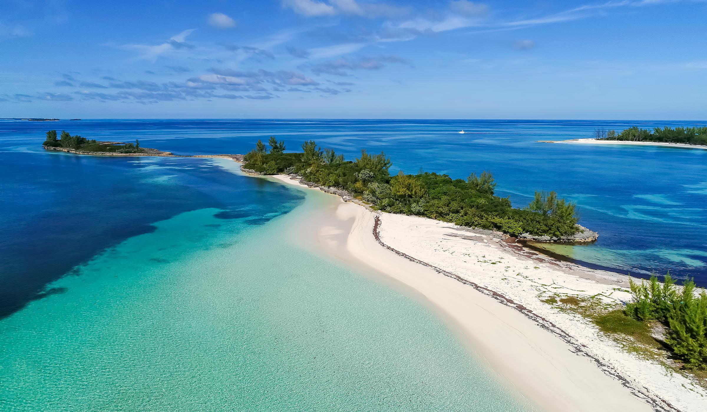 Бахамски острови - мечтите стават реалност