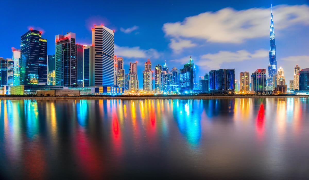Модерен круиз по Дубай Марина с вечеря