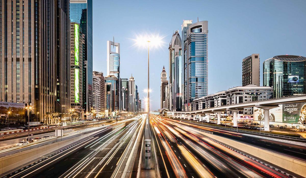 Панорамна обиколка на Дубай