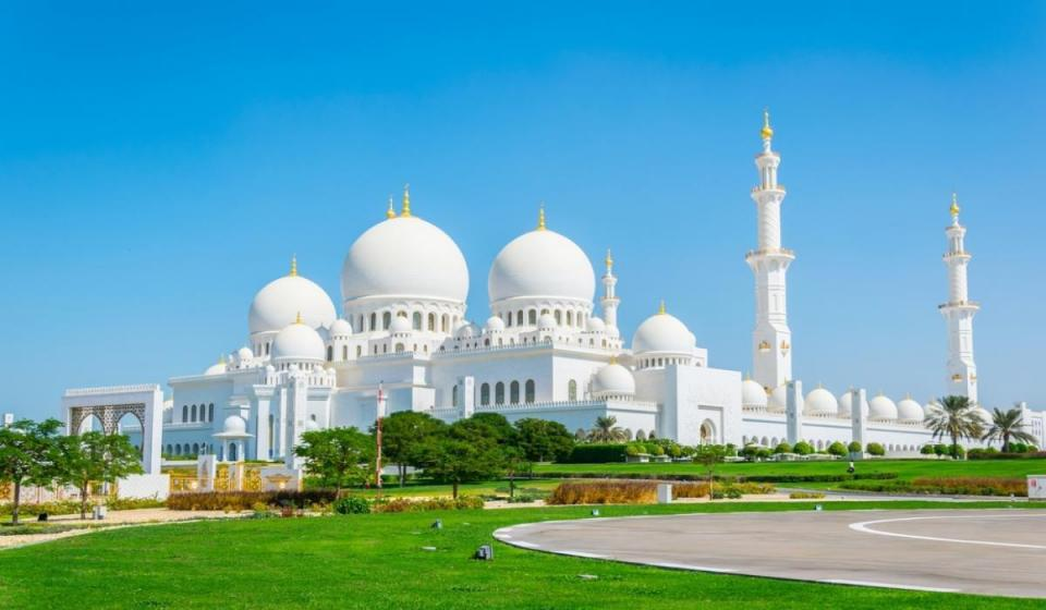Екскурзия до Абу Даби