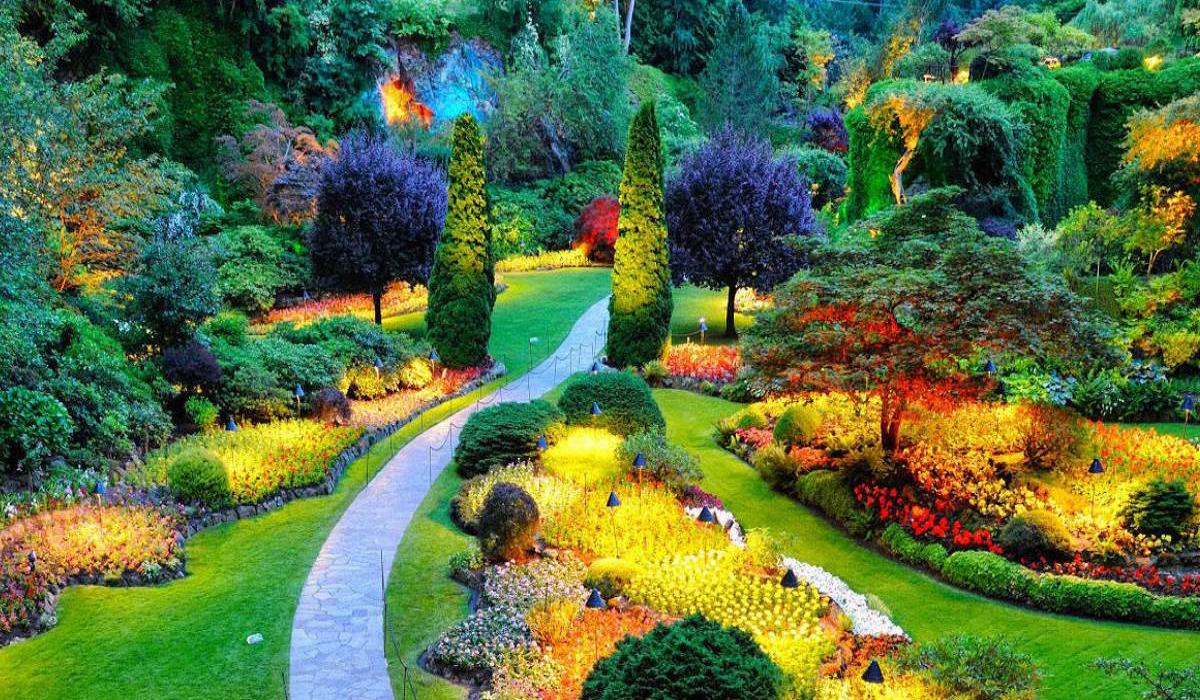 Посещение на Кралската ботаническа градина