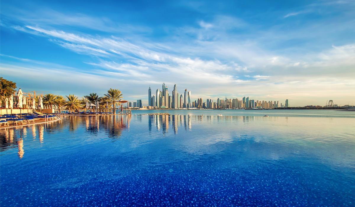 Пролетна ваканция в Дубай - 8 дни