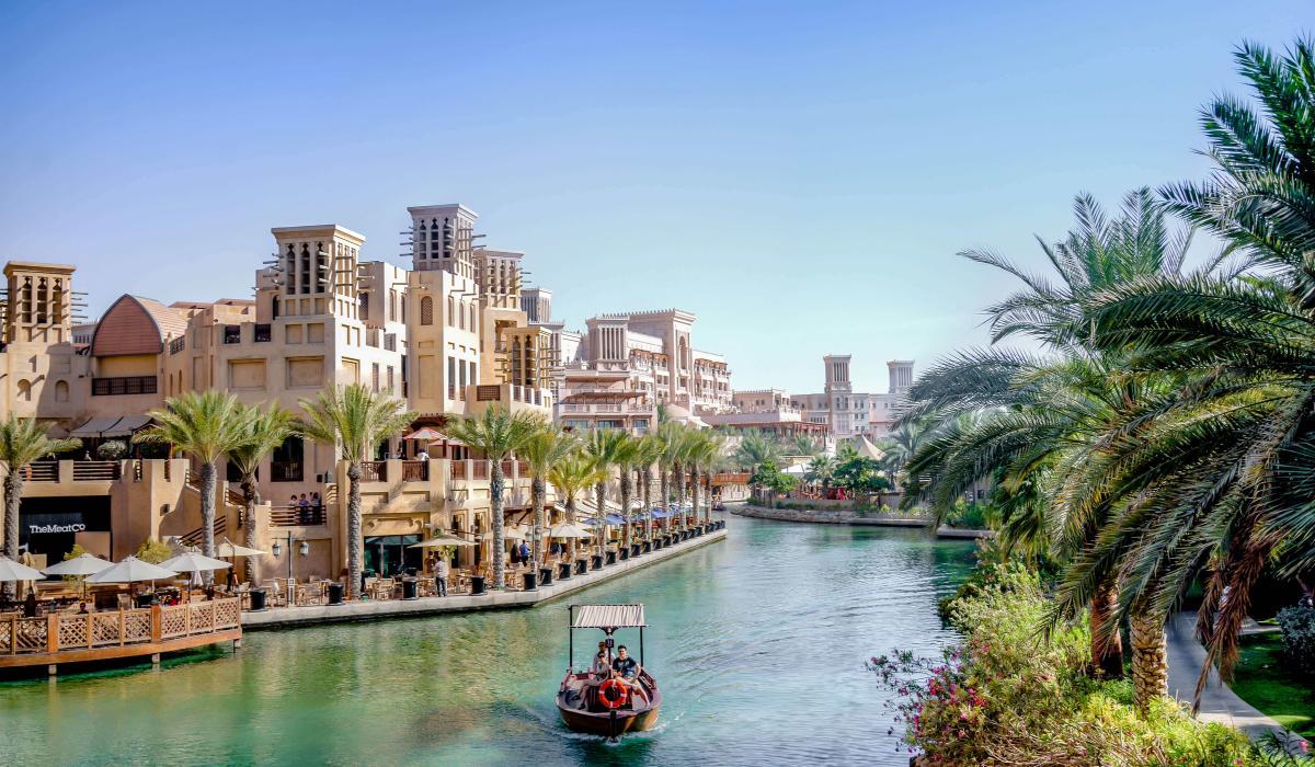 Дубай - Рай в Ориента 2021 - 7 дни