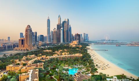 Дубай - Рай в Ориента 2021 - 6 дни