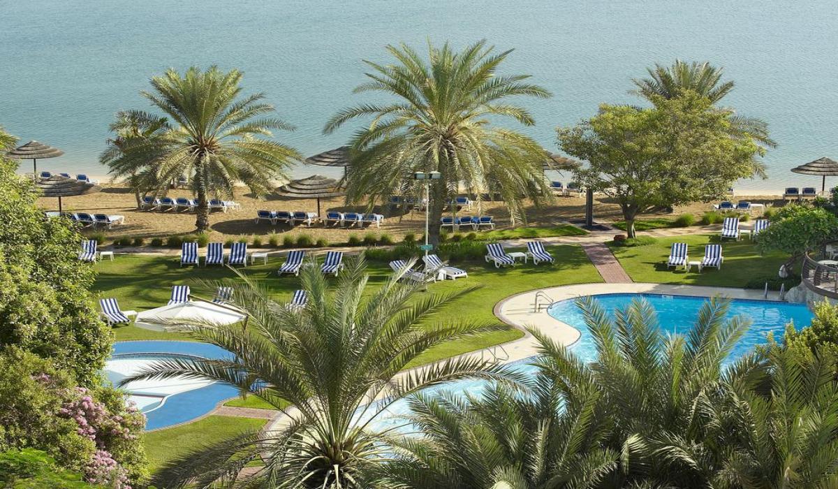 Le Meridien Abu Dhabi 5*