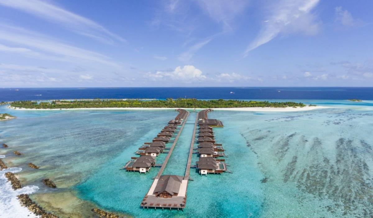 PARADISE ISLAND and SPA 5*