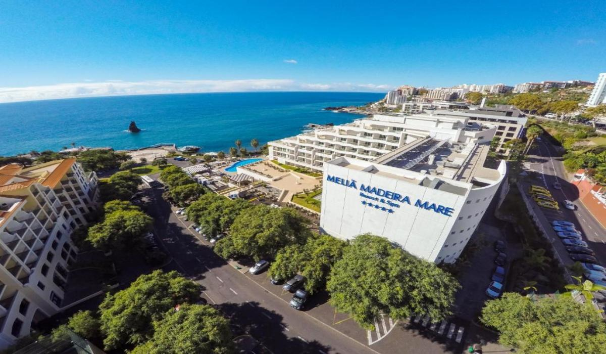 Melia Madeira Mare Resort