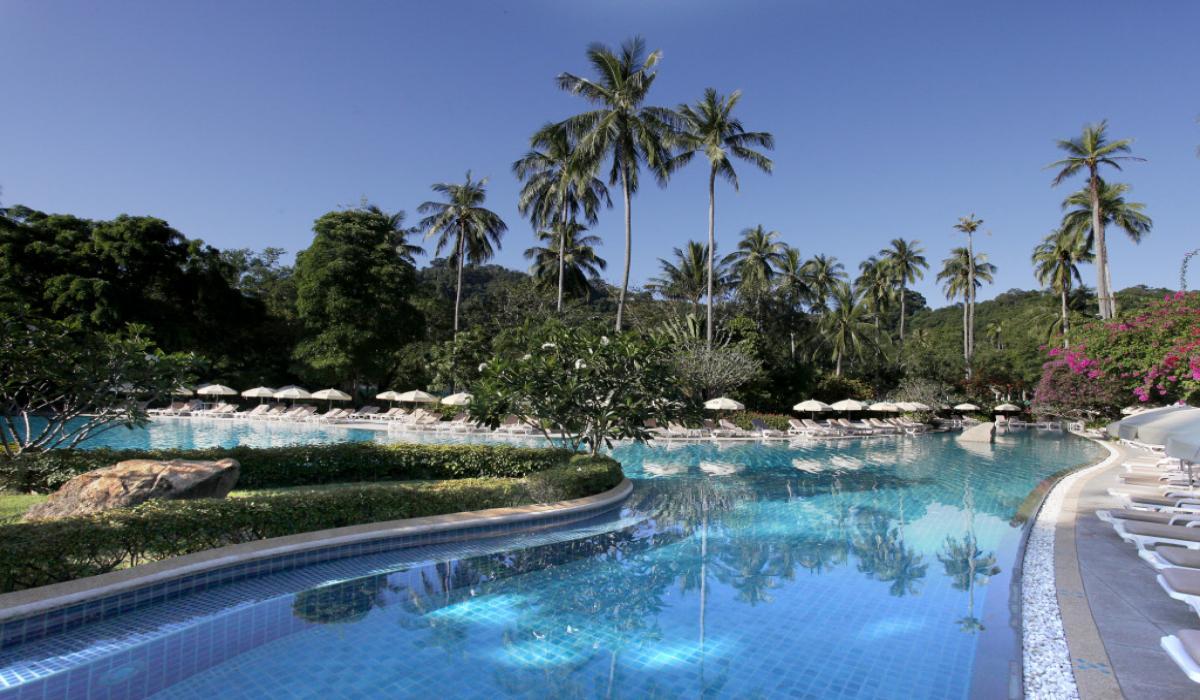 Duangjitt Resort 4*