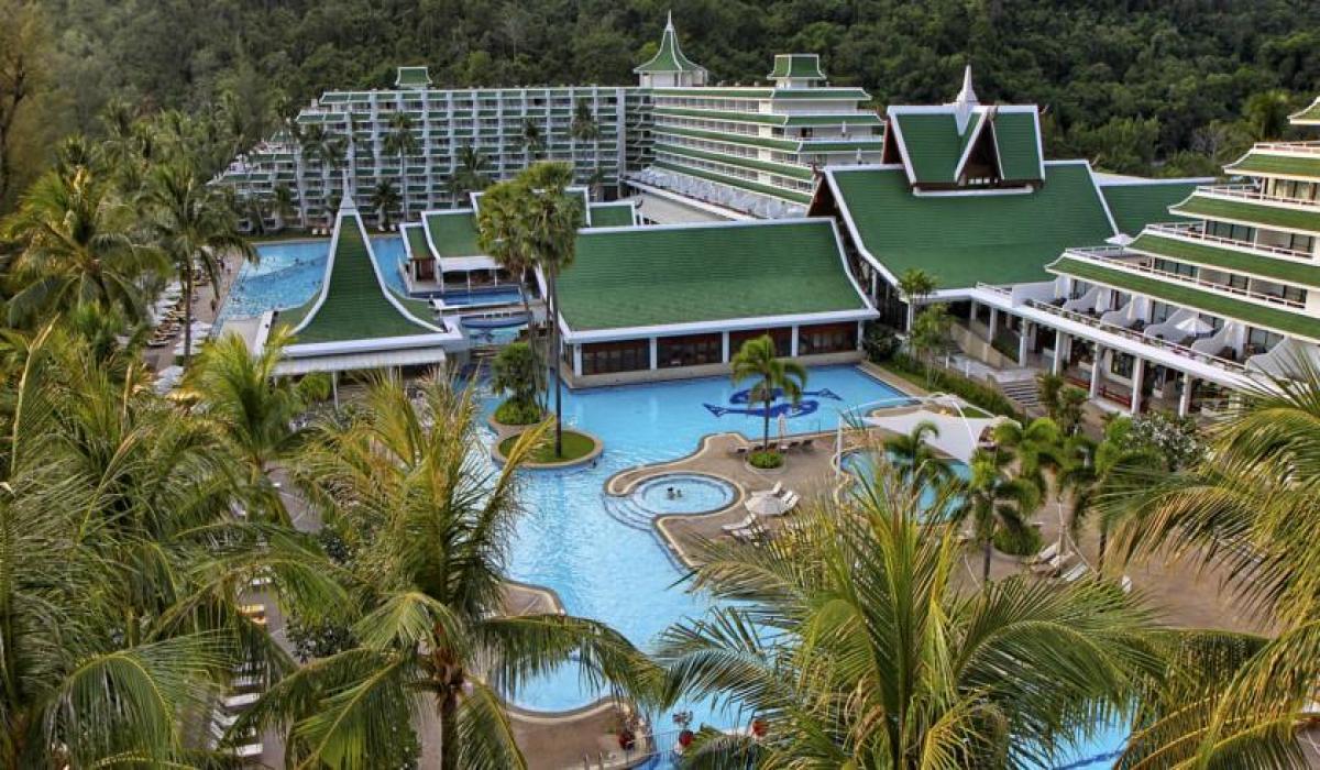 Le Meridien Beach Resort 5*