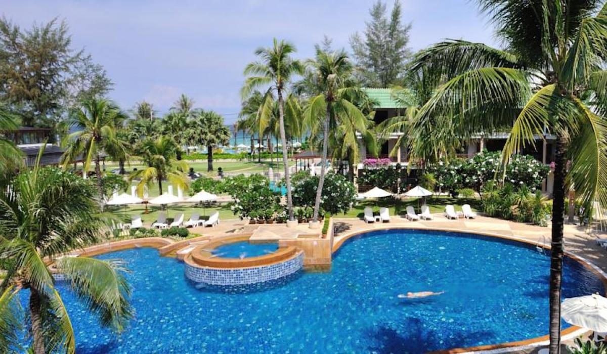 Katathani Beach Resort 5*